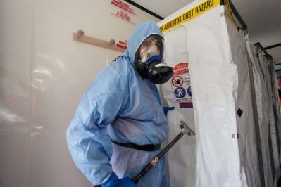Asbestos removal Christchurch